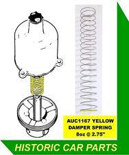 SU HD6 Carb YELLOW DAMPER PISTON SPRING x 1 for Austin Healey 100/6 BN6 1957-59