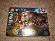 Lego Harry Potter Aragog's Lair (75950), Never opened, box damage