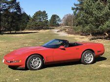 92er Corvette C4 Convertible (Cabrio) Chevrolet GM