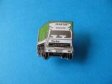 FIAT Turbo Truck / Lorry Badge. Enamel.