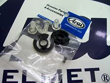 Arai casco tornillos tour-X claramente screw clear TX 50-02456 tx2 tx3 tx4 6-pzas.