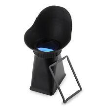 LCD Viewfinder 2.8x Magnifier Extender Magnetic Hood for Sony NEX3/NEX5 (V4)