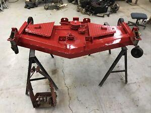 "Case IH 235 H 64"" 60 inch Mower Haban Finish Under Belly Deck Ha60mp-5 Series D"