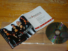 NO ANGELS - THERE MUST BE AN ANGEL / 1 TRACK PROMO-MAXI-CD 2001 (MINT-)