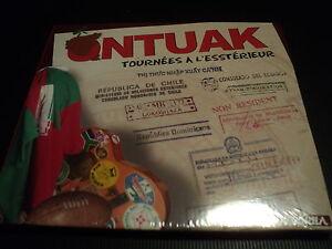 "CD NEUF ""TOURNEES A L'ESSTERIEUR"" ONTUAK / 12 TITRES"