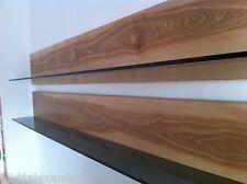 Wandboard Esche Massiv Holz Board Regal Glasregal Regalbrett NEU au. auf Maß