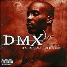 """DMX """"IT'S DARK AND HELL IS HOT"""" CD NEW+"""