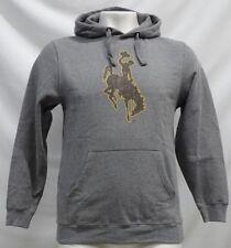 Wyoming Cowboys NCAA Fanatics Men's Hooded Sweatshirt