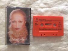 Mina – Salome' Vol. 1 Etichetta: PDU – PMA 726 - Musicassetta