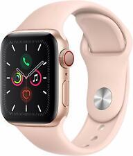 Apple Watch Gen 5 Series 5 Cell 40mm Gold Aluminum - Pink Sand Sport Band