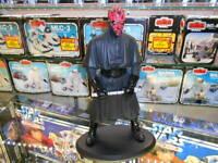 Star Wars 2000 Darth Maul Statue Hard Copy Version Hard To Find ~ #HC18/1500
