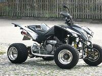 Quad ATV Canyon 500 SMC, Supermoto, Iron Maiden LOF