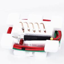 Jewelry Jewelers Micro Mini Gas Little Torch Welding Soldering kit & 5 Tips