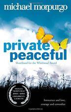 Private Peaceful,Michael Morpurgo