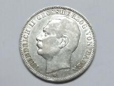 L5685  BADEN 3,- Mark 1909