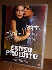 SENSO PROIBITO DVD Tani Capa Antonio Zequila Laura Tomasi NUOVO SIGILLATO!!!
