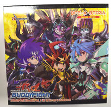 Future Card Buddyfight X LVL Up! Heroes & Adventurers Factory Sealed Booster Box