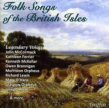 Various Artists - Folk Songs of the British Isles / Various [New CD]