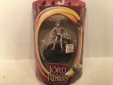 New Lord Of The Rings The Two Towers: Gollum With Electronic Sound Base