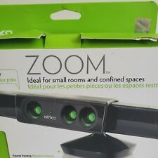 Nyko Zoom For Xbox 360 Kinect Sensor 86085-A50 New Open Box Small Spaces Rooms