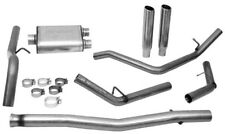 Exhaust System Kit-Ultra Flo Welded Dual System Dynomax 39499