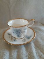 ROYAL IMPERIAL TEA CUP AND SAUCER - FINEST BONE CHINA - MADE IN ENGLAND