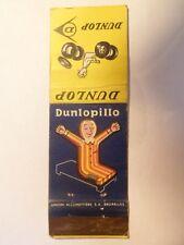 Pochette allumette - DUNLOP - DUNLOPILLO - Belgium - (41)