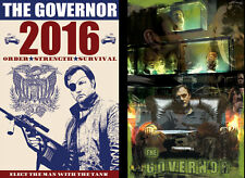 The Governor Walking Dead 2 prints Lot 11 x 17 High Quality Posters