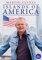 Martin Clunes Islands Of America DVD NEUF