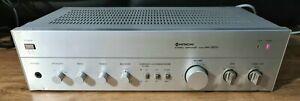 Rare Vintage Hitachi HA-2500 Stereo Integrated Amplifier Amp HiFi Separate