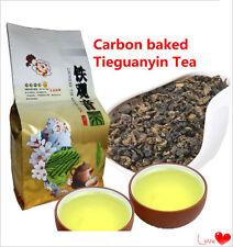 Factory Direct Chinese Tieguanyin Tea Roast TiKuanYin Oolong tea Black Tea 50g