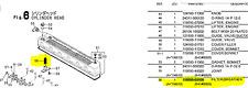 (4) 6LY Yanmar Diesel Breather Filters 119593-03100 OEM [A7S2]