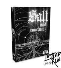 PS4 Salt & Sanctuary Collector's Edition (Limited Run #166)
