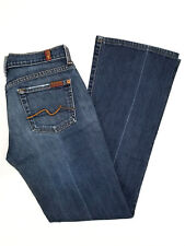 7 for all mankind Jeans Bootcut Womens Size 26 USA Made