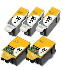 5-Pk/Pack Kodak 30XL Ink Cartridges For ESP 310 C315 2150 2170 Hero 3.1 5.1