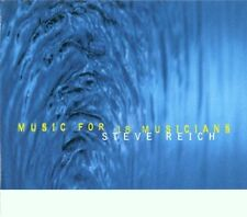 teve Reich - Reich: Music for 18 Musicians [CD]