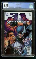 COUNTDOWN #31 (2007) CGC 9.8 THREE JOKER ORIGIN DC COMICS BATMAN