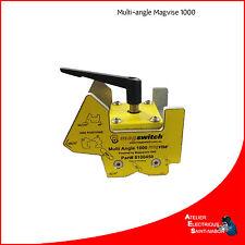 Etau multi angle magnétique Magsquare Magvise 1000