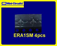 4x ERA1SM Mini Circuits Surface Mount Monolithic Amplifier DC-8GHz ERA-1SM