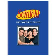 Seinfeld: The Complete Series:BOX SET DVD 33 DISC,FREE SHIPPING,NEW.