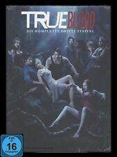 DVD TRUE BLOOD - STAFFEL 3 -- ERSTAUFLAGE mit alter FSK *** NEU ***
