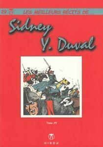 Les Meilleurs récits de?e? - tome 29 : Sidney - Duval