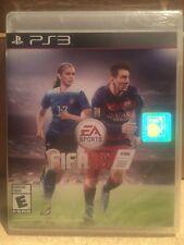 Brand New!!! FIFA Soccer 16 (Sony PS3, 2015) Factory Sealed!!!