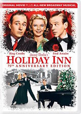 HOLIDAY INN DVD - 75TH ANNIVERSARY EDITION [2 DISCS] NEW UNOPENED - BING CROSBY
