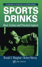 Nutrition in Exercise and Sport Ser.: Sports Drinks (2000, Hardcover)