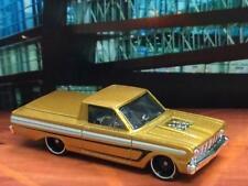 2nd Gen 1960- 1965 Ford Falcon Ranchero RESTO MOD Sport Pick-up 1/64 Scale X7