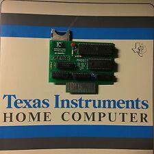 TI 99/4a MultiCart FlashROM 99 cartridge NO CASE