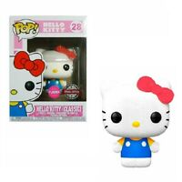 Hello Kitty Flocked Exclusive Pop! Vinyl Figure #28