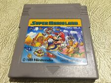 Super Mario Land Gameboy Japanese USA SELLER