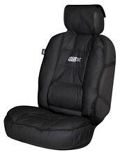 Sumex apoyo lumbar Protección Frente Acolchado Cubierta de asiento de coche-Tun Negro #70